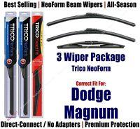 2pk Super-Premium NeoForm Wipers fit 1991-2007 Mack CL 16200x2