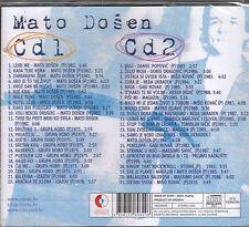 MATO DOSEN 2 CD Gold Coll Miso Kovac Eurosong Hobo Gabi Zlatna Hrvatska Croatia