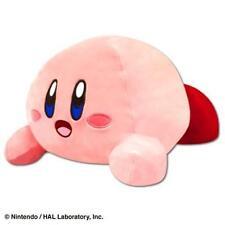 Star Kirby Mochi Mochi BIG Plush Toy 2 All 1 kind japan