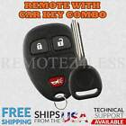Keyless Entry Remote for 2006 2007 2008 2009 2010 2011 2012 Chevrolet HHR Key