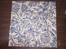 """12"""" Fabric Squares for crafts/quilting LOT OF SEVENTEEN"""