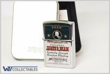 Zippo James B. Beam Bourbon High Polish Chrome  Feuerzeug Zippo Lighter.