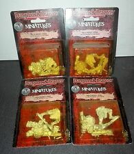 DUNGEONS & DRAGONS MINIATURES - WOC40021 ETTIN WIZARDS BLISTER NUOVO