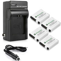 NB-11L NB-11LH Battery / Charger for Canon PowerShot SX410 SX400 IS ELPH 320 340