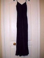 Bridesmaid Prom Homecoming National Pageant Face Purple Dress + Shawl Jrs 4 6
