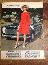 INNOCENTI IM3 Pininfarina & Pin-Up 1967