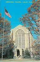 Valley Forge Pennsylvania~Washiington Chapel 1960s