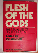 Flesh of the Gods: Ritual Use of Hallucinogens (1972-09-28) (Hardcover)