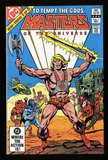 Masters of the universe #1 NM 9.4