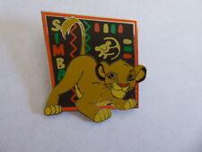 Disney Trading Pins 134420 Lion King - Simba