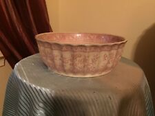 Rare-Victorian-Aesthetic-Bowl-GORDON-Commemorative-Pattern-1885-Straus
