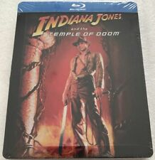 Harrison Ford Steelbook DVD and Blu-ray Discs