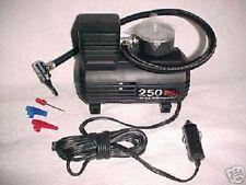 TIRE air PUMP - standard valve MOTORCYCLE car automobile 12volt dc electric plug