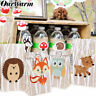12x Safari Animals Gift Bags Candy Bag Jungle Theme Packing Bag Kids Party Favor