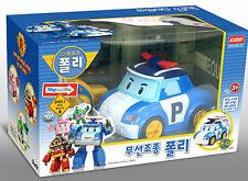 NEW ACADEMY Robocar Poli Wireless Remote Control Car Toy Poli Korean Animation
