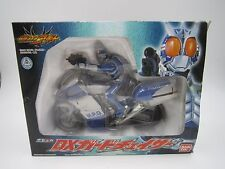 Masked Kamen Rider Agito G-3 DX Guard Chase Motor Figure Popy Bandai Japan USED