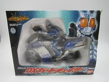 Masked Kamen Rider Agito G-3 DX Guard Chase Motor Figure Popy Bandai Japan USED