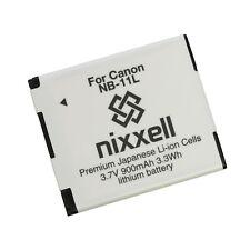 ONX-NB11L NIXXELL Battery for Canon NB-11L/11LH,CB-2LF CB-2LD PowerShot A2300 IS