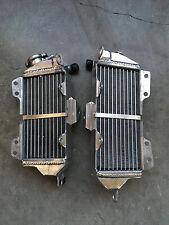 KAWASAKI KX500 1988 > 2004 radiatori destro sinistro radiators 39061-1235 39061