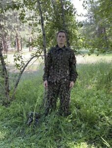 QUIKCAMO Mossy Oak Obsession B3D Leafy Suit XXL/XXXL