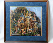 James C. Christensen College of Magical Knowledge Limited Edition Fantasy Art
