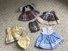 Vintage Vogue Ginny early 1950s doll clothing Lot #1
