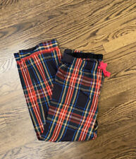 J. Crew Tartan Plaid Pajama Pants. Cotton. Sixe Large