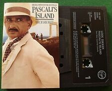 Pascali's Island OST Loek Dikker Cassette Tape - TESTED