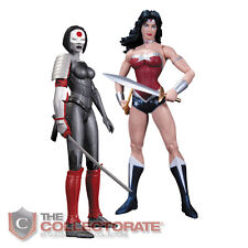 DC Collectibles WONDER WOMAN VS. KATANA Action Figure 2-Pack *NEW*