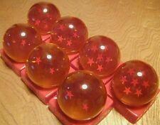 DBZ All 7 Dragonballs dragonball real size ball