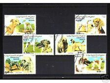 0934++SAHARA  OCC.  SERIE TIMBRES  CHIENS     N° 2