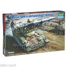 Trumpeter 1/35 00361 Russia SAM-6 Antiaircraft Missile Model Kit