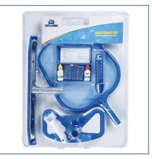 Splash In-ground/Above Ground Pool and Spa Cleaning & Maintenance Tool Kit NEW