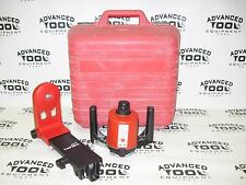 Hilti PR10 Rotary Laser Interior Laser with Hilti PA320 Mount & Carrying Case