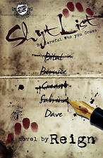 USED (GD) Shyt List: Be Careful Who You Cross (The Cartel Publications Presents)