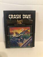 Crash Dive (Atari 2600, 1983)