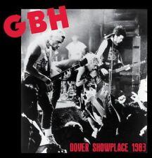 G.B.H. - Dover Showplace 1983 [New CD]