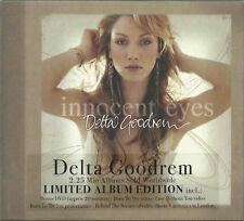 DELTA GOODREM - INNOCENT EYES 2004 EU DELUXE CD/DVD PAL DIGIPAK EDITION 5109515