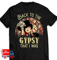 Stevie Nicks Rock On Gold Stevie Nicks Fleetwood Mac Rumours T-Shirt Vintage Tee