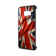Union Jack Flag Phone Case, Fits Samsung s4, s5, s6, s7, s8,s9, s10 & More