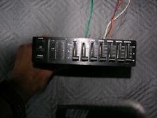 Auto Equalizer mac Audio ME-100,Musikgenuss für Oldtimer Radios.
