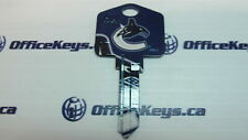 Vancouver Canucks Keyblank WR5 (Weiser) Keyway