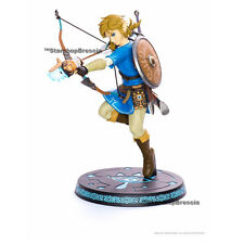 LEGEND OF ZELDA - Breath of the Wild - Link Pvc Figure F4F