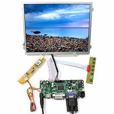 "HDMI DVI VGA Audio LCD Controller Board 10.4"" CLAA104XA01CW 1024x768 LCD Screen"