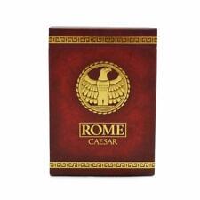 Rome Caesar Playing Cards Roman Rare Deck ALEA IACTA EST