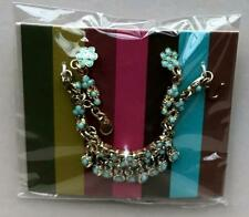"""12"""" East 59th~Turquoise Sparkler Evelyn Weaverton Jewelry Set~LE 500~New"""