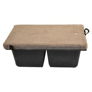 Sun Tracker Pontoon Boat Seat Storage Box | 2012 and Newer