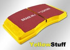 EBC Yellowstuff Bremsbeläge Hinterachse Brake Pad DP41118R