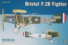 Eduard 1/48 EDK8489 Bristol F.2b FIGHTER Edizione Weekend