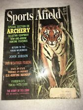 Sports Afield July 1963 Outdoor Hunting & Fishing 🎣 Magazine